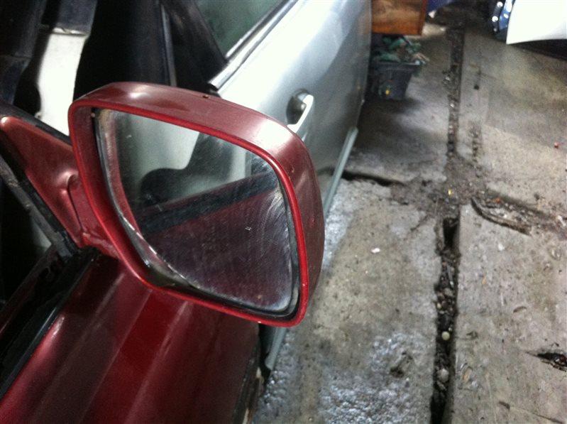 Зеркало Toyota Land Cruiser 80 правое