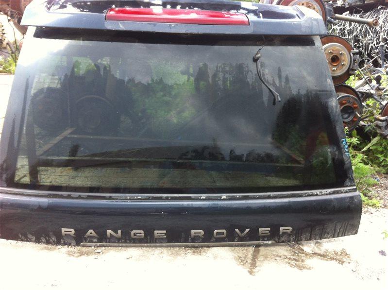 Дверь 5-я дверь багажника Range Rover Vogue 2004 верхняя