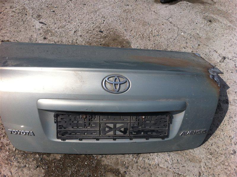 Крышка багажника Toyota Avensis 250