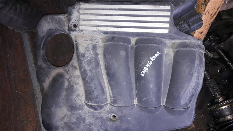Декоративная крышка двс Bmw 318I E46 N42 2003