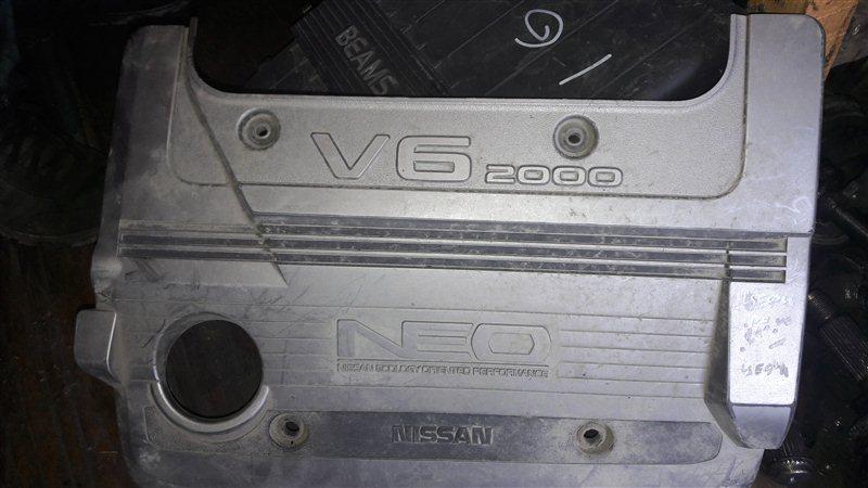 Декоративная крышка двс Nissan Cefiro A33 VQ25 2001