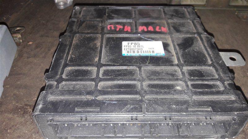 Блок управления двс, бортовой компьютер Mazda Premacy CP8W FP 2001