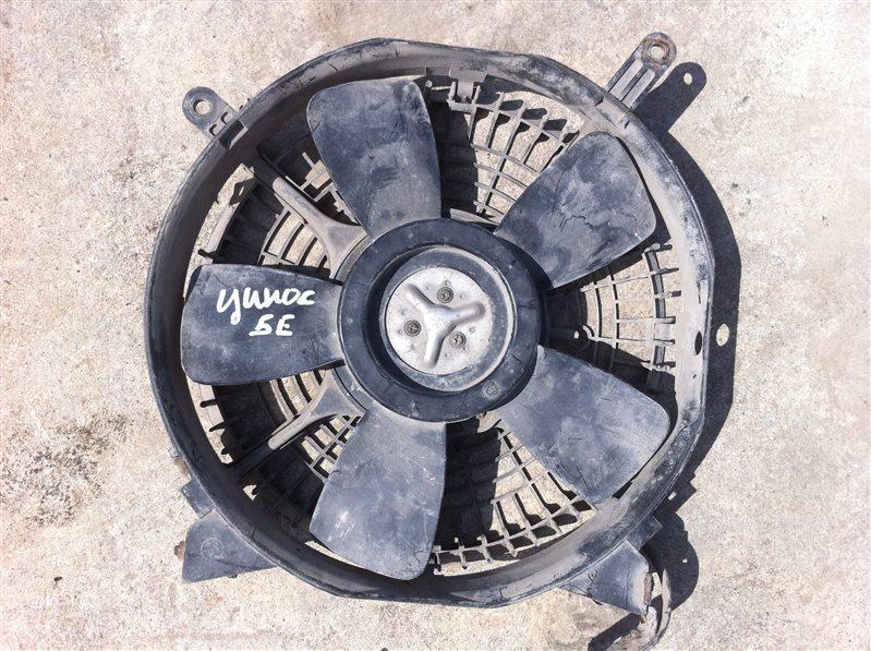 Вентилятор радиатора Toyota Cynos 41 5E 1993