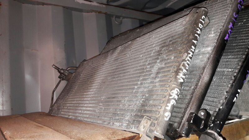 Радиатор кондиционера Subaru Impreza CF6 1993