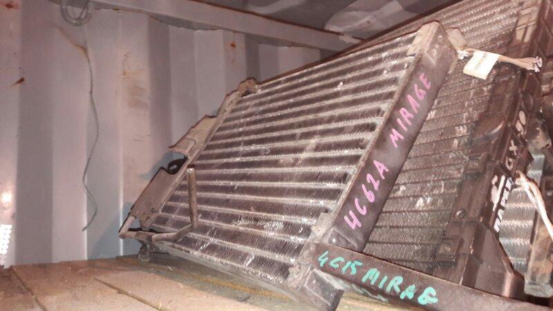 Радиатор кондиционера Mitsubishi Mirage 1993