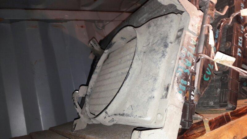 Радиатор кондиционера Nissan Atlas FD35
