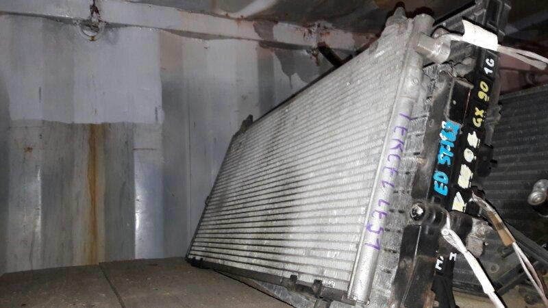 Радиатор кондиционера Toyota Corsa , Tercel EL51 4EFE, 5EFE 1996