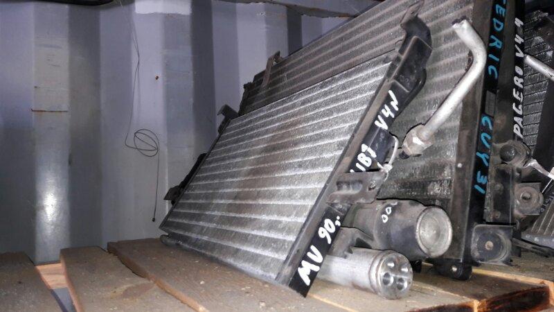 Радиатор кондиционера Isuzu Mu V4N
