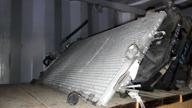Радиатор кондиционера Toyota Cynos EL52 5EFE 1996