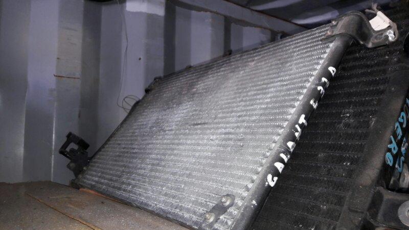 Радиатор кондиционера Mitsubishi Galant E37A 1992