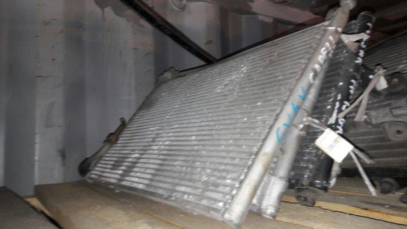 Радиатор кондиционера Mazda Capella C140 1991