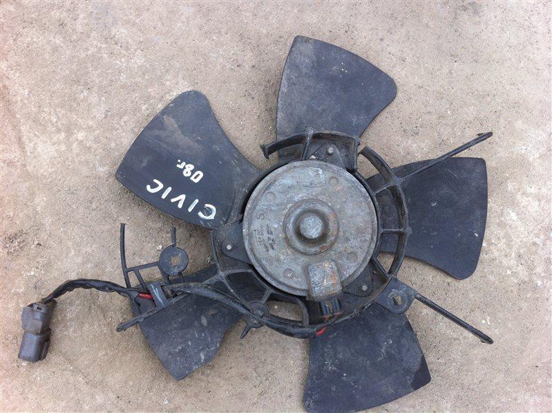 Вентилятор радиатора Honda Civic FK, FN R18 2008