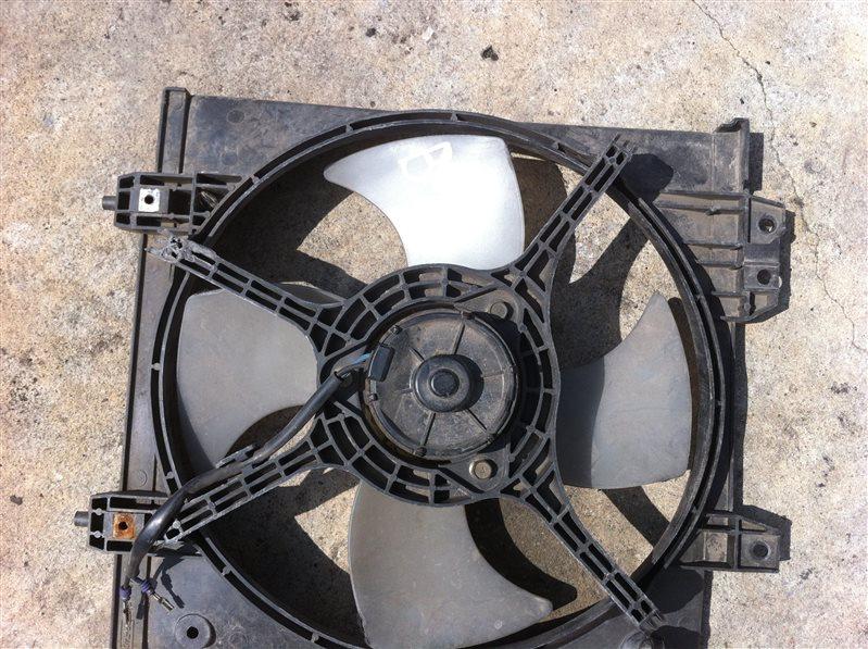 Вентилятор радиатора Subaru Legacy B4 2000