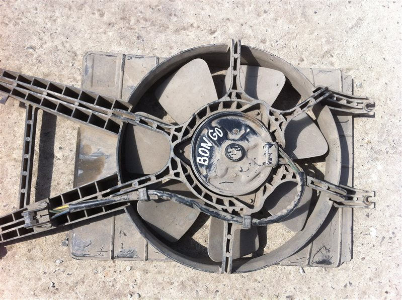 Вентилятор радиатора Mazda Bongo WL 2001