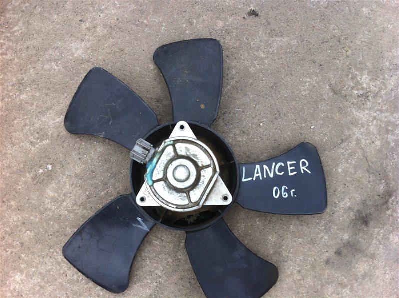 Вентилятор радиатора Mitsubishi Lancer 2005