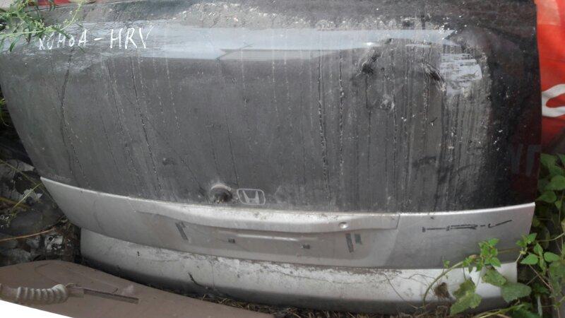 Дверь 5-я дверь багажника Honda Hrv GH3 D16A 2000