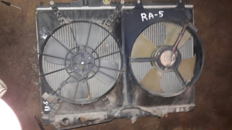 Радиатор двс Honda Odyssey RA5 RA3 F23A 1997