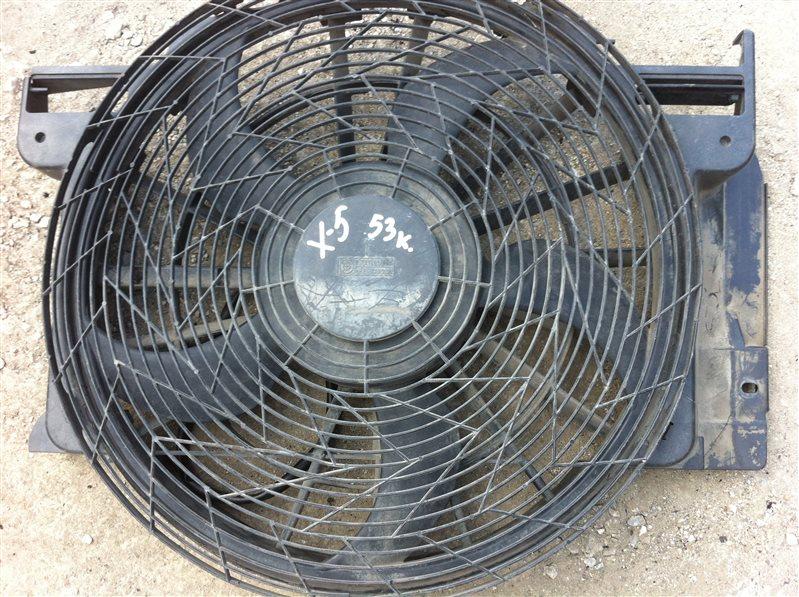 Вентилятор радиатора Bmw X5 53 4.4 2004