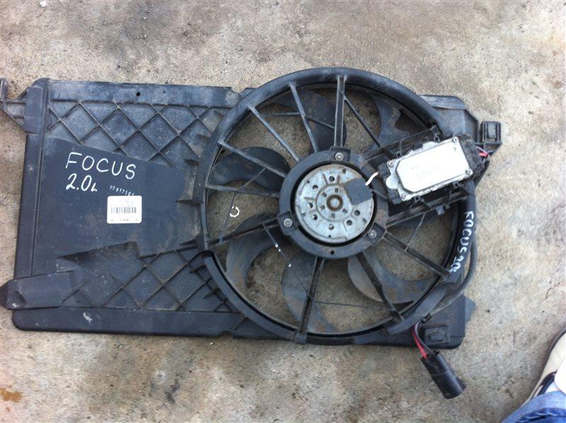 Вентилятор радиатора Ford Focus 2 2.0 2008