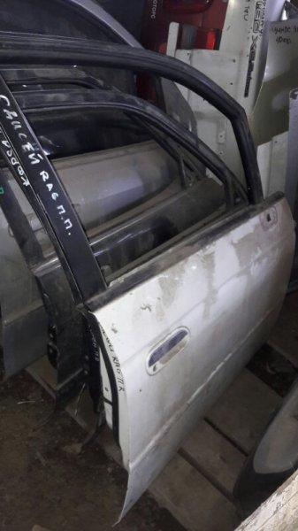 Дверь Honda Odyssey RA6 F23A 2001 передняя правая