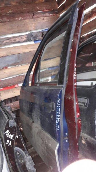 Дверь Nissan Mistral R20 TD27 1996 передняя левая