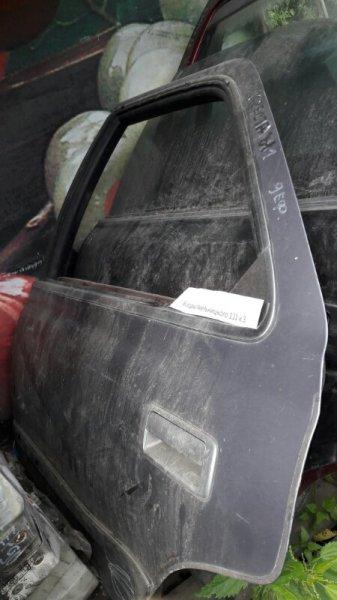 Дверь Toyota Cresta GX81 1GFE 1992 задняя левая