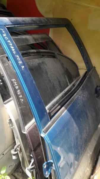 Дверь Nissan Mistral R20 TD27 1996 задняя левая