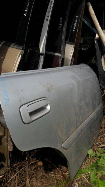 Дверь Toyota Chaser GX100 1GFE 1998 задняя правая