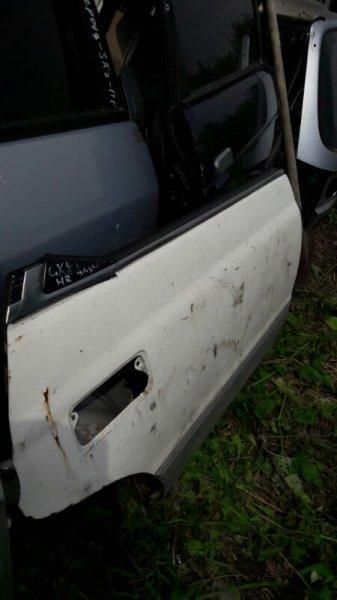 Дверь Toyota Chaser GX81 1GFE 1991 задняя правая