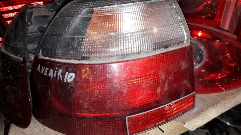 Стоп Nissan Avenir W10 GA15 CD20 1997 задний правый