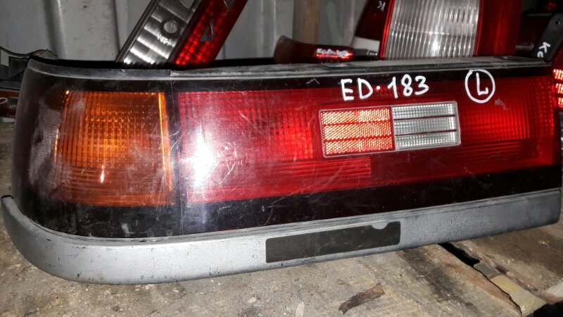 Стоп Toyota Carina Ed 182 183 4AFE 1992 задний левый