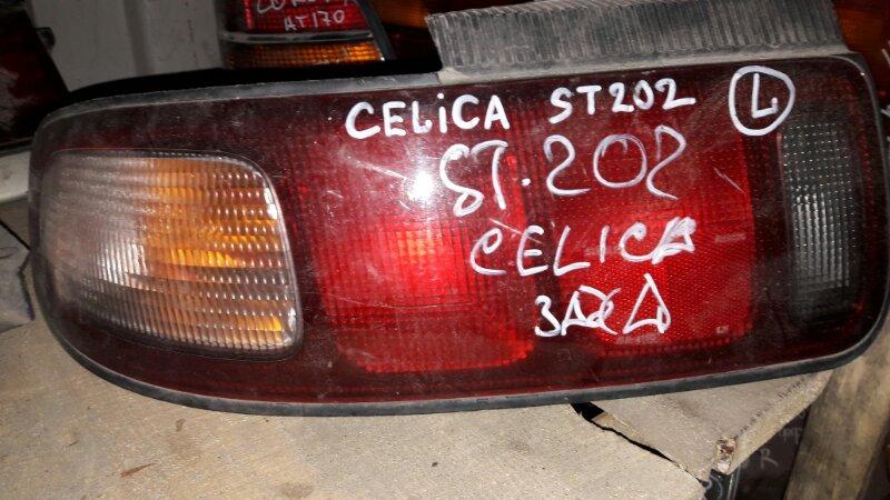 Стоп Toyota Celica ST202 3SFE 1997 задний левый