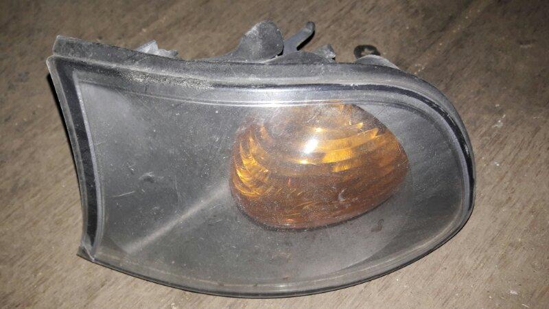 Габарит Bmw 318I E46 M52 N42 2003 передний левый
