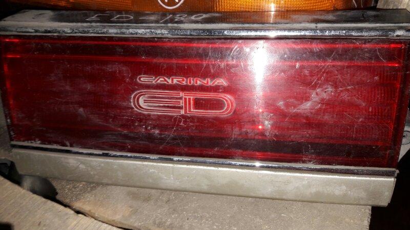 Стоп вставка багажника Toyota Carina Ed 180, 182 3SFE 1994 задний