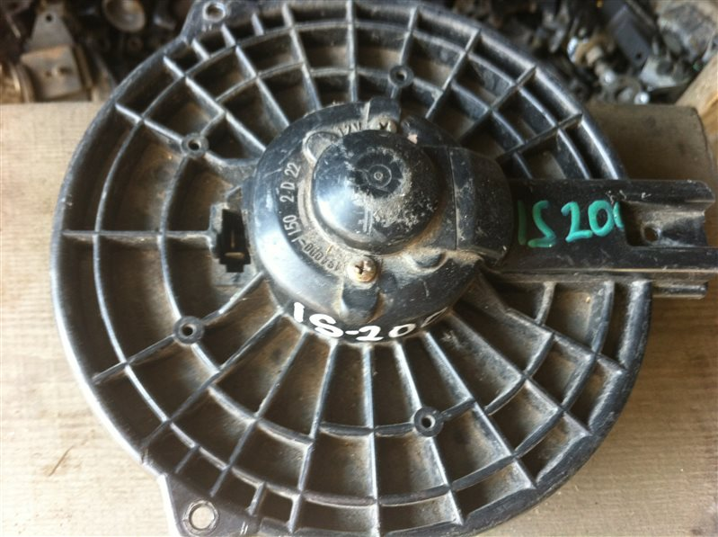 Мотор печки Lexus Is200 1997