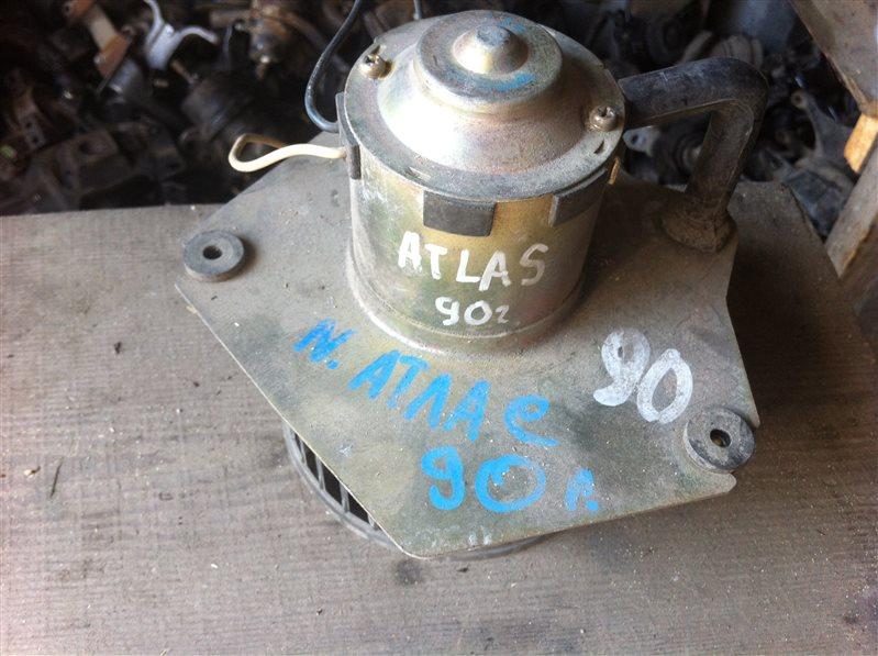 Мотор печки Nissan Atlas 1990