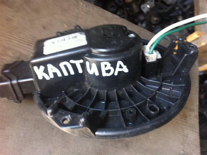 Мотор печки Chevrolet Captiva C140 2012