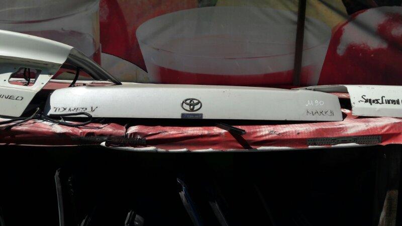 Крышка багажника Toyota Mark Ii GX90 1GFE 1995 задняя