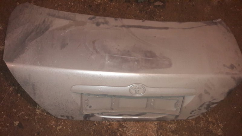 Крышка багажника Toyota Mark Ii GX110,GX115 1GFE 2001 задняя