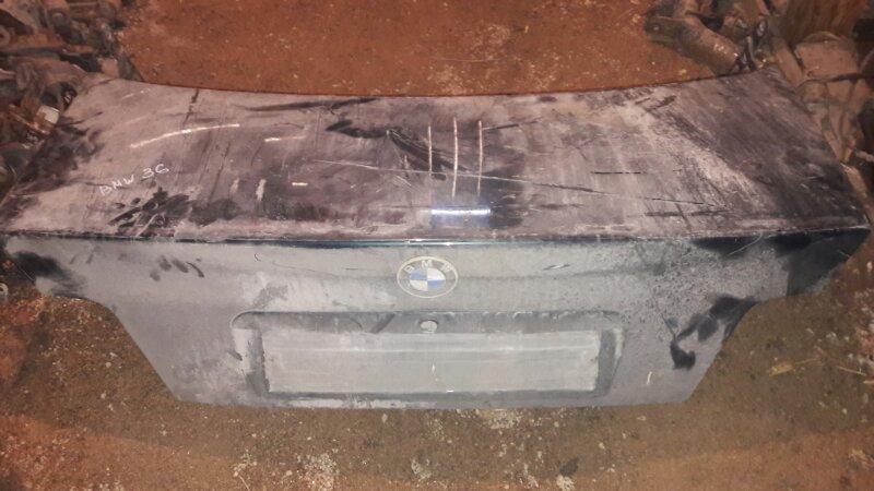 Крышка багажника Bmw 316I E36 M43 1994 задняя