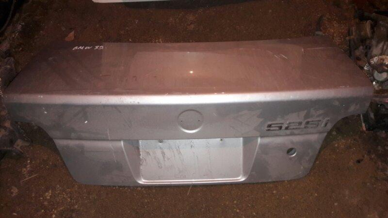 Крышка багажника Bmw 525I E39 M52TU 1999 задняя