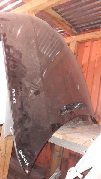 Капот Bmw 318I E46 M52 N42 2003