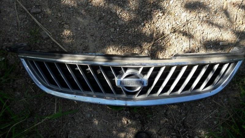 Решетка радиатора Nissan Sunny FB15, FNB15 QG15DE, QG13DE 2001