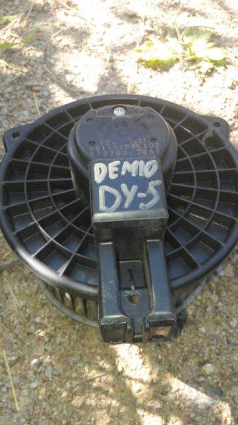 Мотор печки Mazda Demio DY3W, DY5W ZJVE, ZYVE 2003