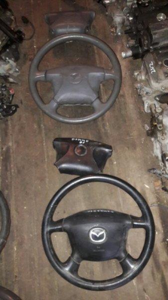 Airbag подушка безопасности на руль Mazda Demio DW3W B3 2001