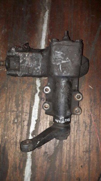 Рулевой редуктор Nissan Mistral R20 TD27 1996 передний