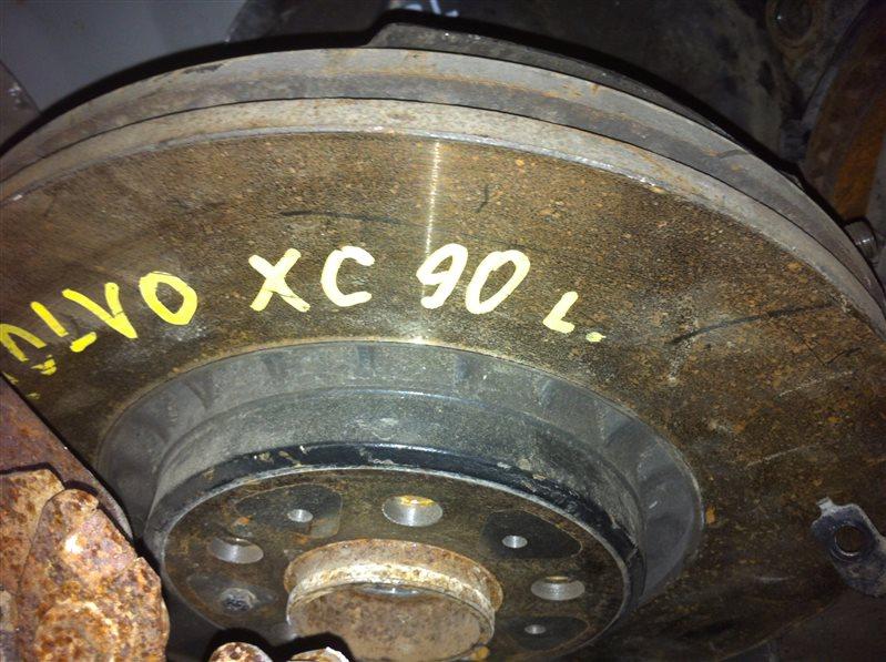 Кулак поворотный Volvo Xc90 передний левый