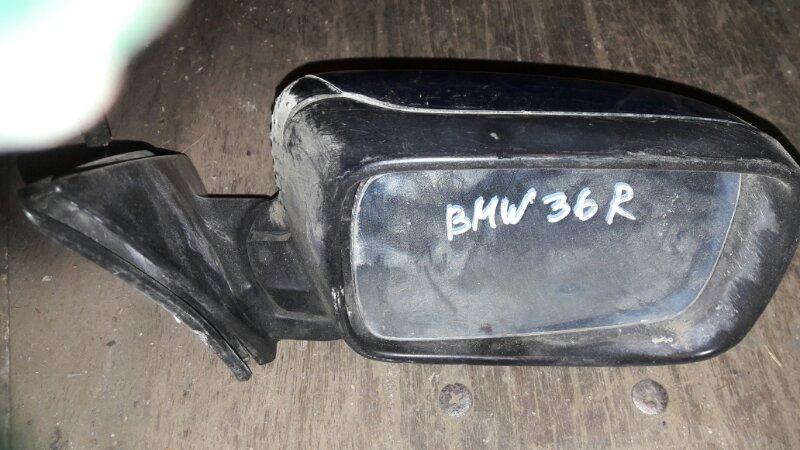 Зеркало заднего вида боковое Bmw 316I E36 M43 1994 правое