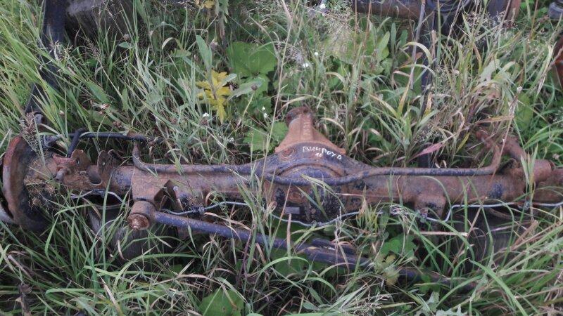 Чулок заднего моста Nissan Wingroad Y10 GA15DE 1998 задний