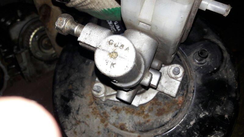 Главный тормозной цилиндр Mazda Atenza GG3P GG3S GGEP GGES GYEW GY3W 2005